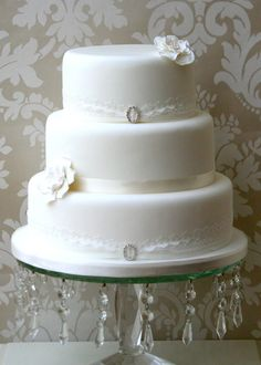 Luxury Wedding Cakes | The Cake Boutique by Sharon Hooper