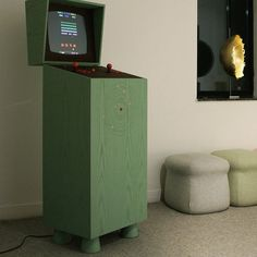 Pixelkabinett Handmade Arcade by Love Hulten
