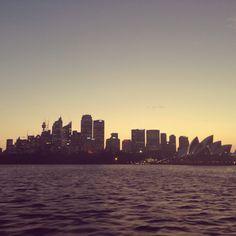 Sydney, I love you