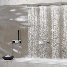 Dornbracht : Horizontal Shower