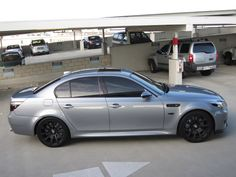 2006 BMW M5 Bmw M5 E60, V10 Engine, Bmw I, Head Up Display, Blue Books, Rear Seat, Gray, Space, Cool Stuff