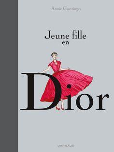 Jeune fille en Dior - Annie Goetzinger