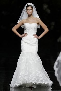 URBAN - Pronovias 2013 Bridal Collection, via Flickr.