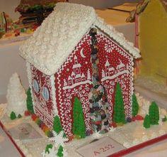 Gingrebread House Heaven