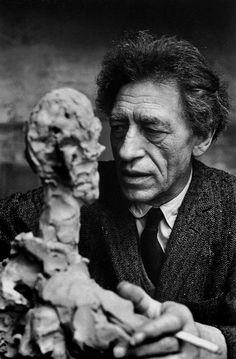Sculptor - Alberto Giacometti