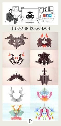 Haz el Test de Rorschach con Google y mide tu personalidad en las redes sociales