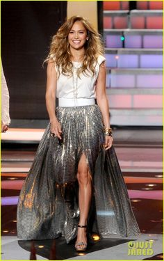 Jennifer Lopez, a latina whos done well, an inspiration for all latinas.
