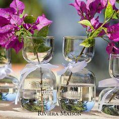 Pretty little flower vase by Riviera maison www.bellisimo.nu