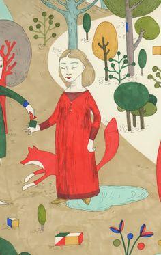 Pinzellades al món: Il·lustracions d'Alicia Baladan