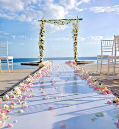 Intimate Destination Wedding in Mexico.