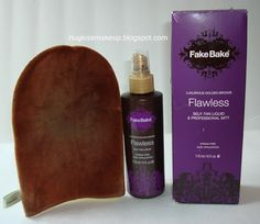 FakeBake flawless best and easiest self tanner! Blog gives you description and tells you how to apply!