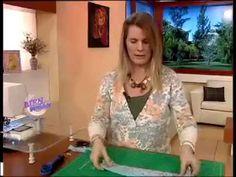 Carolina Rizzi - Bienvenidas TV - Realiza en Patchwork un Portarretratos.