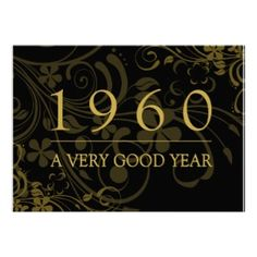 50 anniversary invitations | 50th Anniversary 1960 Invitations >> Wedding Invitations