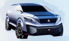 Peugeot Foodtruck concept