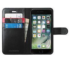 Spigen Wallet iPhone 7 Flip Case