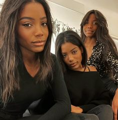 African Models, Triplets, Industrial Style, Fashion Models, Beautiful People, Angel, Hair Styles, Face, Instagram