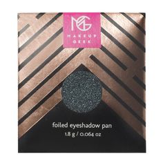 Makeup Geek Foiled Eyeshadow Pan