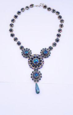 Queen Necklace di theZABETT su Etsy