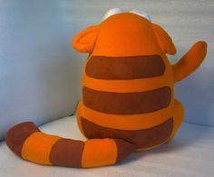 Кот из Viber мягкая игрушка. от skazkodrom на Etsy