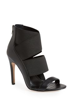 Sole Society 'Miri' Elastic Strap Sandal available at #Nordstrom