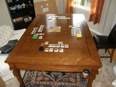 Gallery For > Wargaming Table Plans