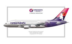 Hawaiian Airlines Airbus A380-800 what-if??