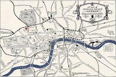 A map of Sherlock Holmes's London: showing principal landmarks, highways, thoroughfares, districts, railways, etc.