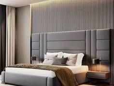 Modern Luxury Bedroom, Luxury Bedroom Design, Master Bedroom Interior, Bedroom Closet Design, Modern Master Bedroom, Bedroom Furniture Design, Contemporary Bedroom, Luxurious Bedrooms, Home Decor Bedroom