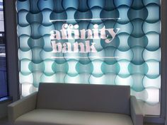Affinity Bank | Installations | 3form