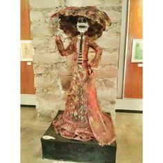 Catrina - Museo Posada. Aguascalientes, Mexico