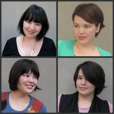 Different short styles.