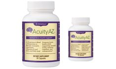 Acuity AZ helps maintain a healthy brain and is new for 2015