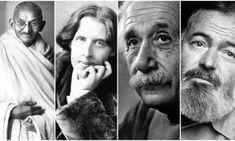 20 αποφθέγματα από τους πιο επιτυχημένους ανθρώπους της ιστορίας που θα σας εμπνεύσουν - Αφύπνιση Συνείδησης Einstein, Che Guevara, Life