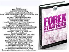 Forex Trading Strategies book