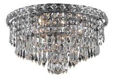 Elegant Lighting 2526F14C/RC Tranquil 9-Inch High 4-Light Flush Mount, Chrome Finish with Crystal (Clear) Royal Cut RC Crystal Elegant Lighting http://www.amazon.com/dp/B0042G0YYA/ref=cm_sw_r_pi_dp_e0i0tb1HHG79QB95