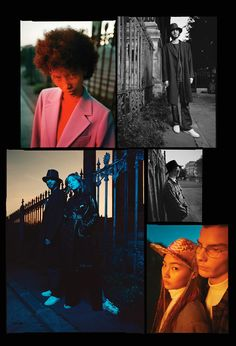 an exclusive look at maison michel's new campaign, shot by dexter navy - i-D