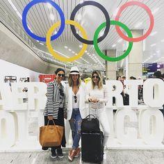 Cidade maravilhosa com o espirito olimpico  #fhitsrio @helena_lunardelli @carolinatognon