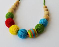 Colección verano Fiesta Multicolor de ganchillo por DreamList