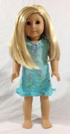 Mint Condition American Girl Kailey GOTY 2003 Meet Sundress Only Retired