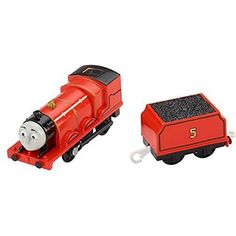 Fisher-Price Thomas The Train - TrackMaster Talking James