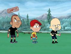 The Rock, John Cena, Stone Cold Steve Austin