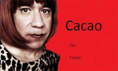 Cacao Valentines Day! #PORTLANDIA