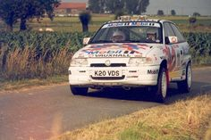 Vauxhall Astra Group A - David Llewellin