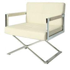 Decumani Fabric Arm Chair