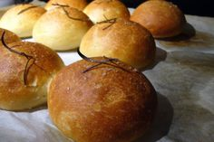 Crusty Bread Rolls Recipe Lovely Crusty Peasant Rolls Recipe On Crusty Bread Rolls Recipe, Crusty Rolls, Great Recipes, Favorite Recipes, Best Oven, Baking Stone, Banana Bread Recipes, Food 52, Stick Of Butter