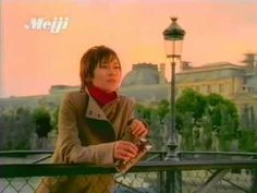 [CM] 渡部篤郎+中谷美紀 Meiji CM(Precious Black&Milk Chocola) - YouTube
