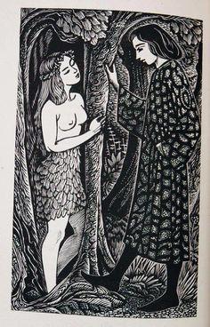 James Branch Cabell, Jurgen: A Comedy of Justice. London: Golden Cockerel Press, 1949. Special PS 3505 A153 J8 1949.