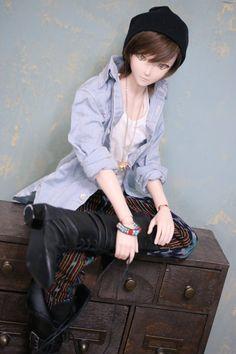 Smart Doll Eiji Seiun by _narumi
