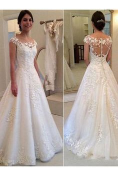 rustic wedding dress A-Line Lace Wedding Dresses Bridal Gowns 3030270 Wedding Dresses Under 500, Western Wedding Dresses, Affordable Wedding Dresses, Luxury Wedding Dress, Princess Wedding Dresses, Cheap Wedding Dress, Wedding Dress Styles, Dream Wedding Dresses, Bridal Dresses