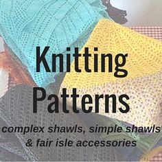 Knitting Patterns on Ravelry